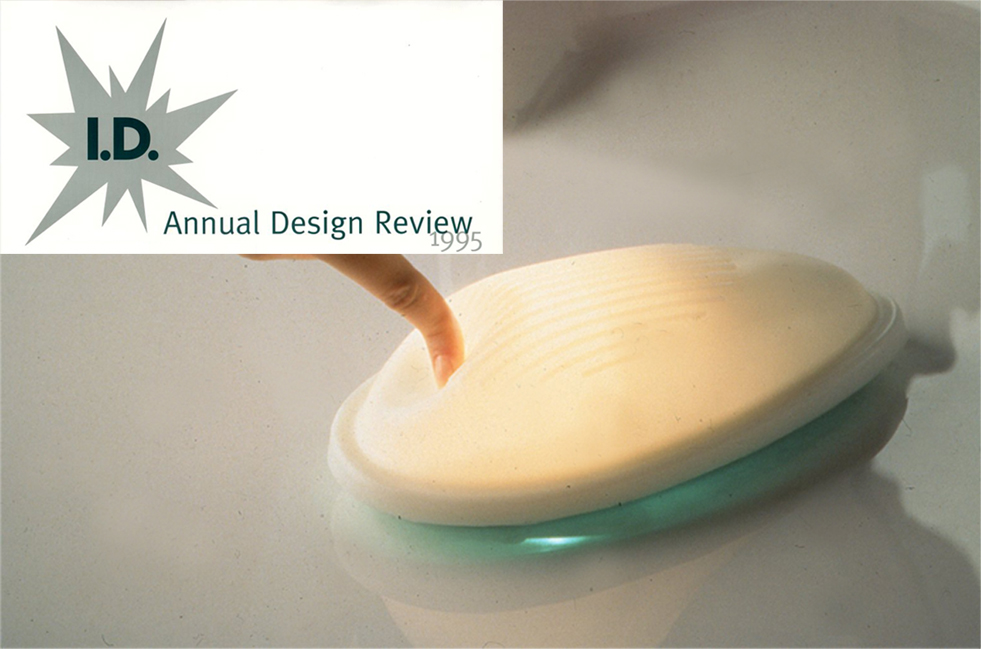 I.D. Annual Design Review a Drop | 1995