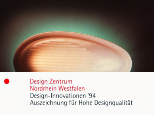 Design Innovationen Award to Drop | 1994