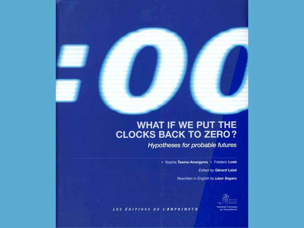 What if we put the clocks back to zero?