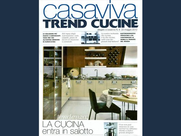 Casaviva trend cucine | Dodici Famosi Designer