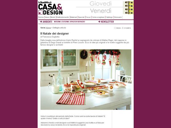 Casa & Design | Marc Sadler, Designer