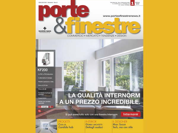 Porte & finestre | Tech, but with style