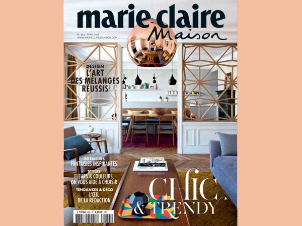 Marie Claire Maison | Atelier à vivre