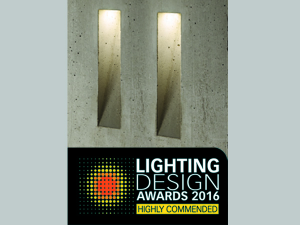 Lighting Design Award |Highly Commended  to Ghost | 2016