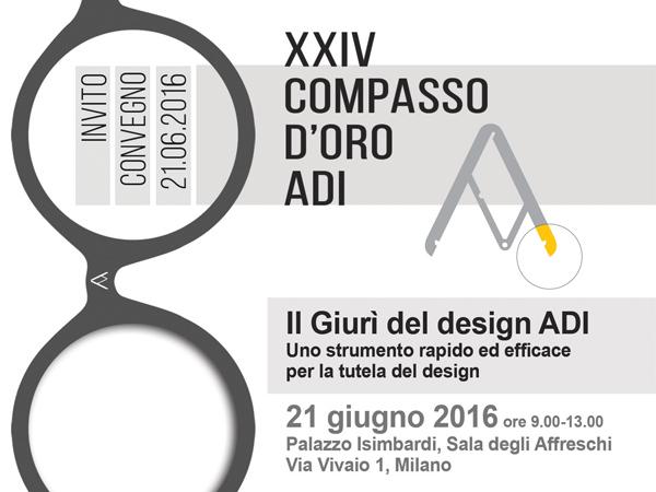 Il Giurì del Design ADI | 2016