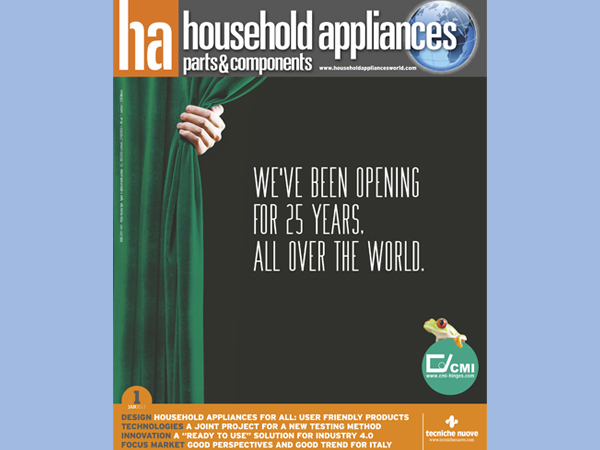 Household Appliances | Non solo ergonomia | 2017