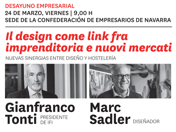 Marc Sadler for IFI at Universidad de Navarra