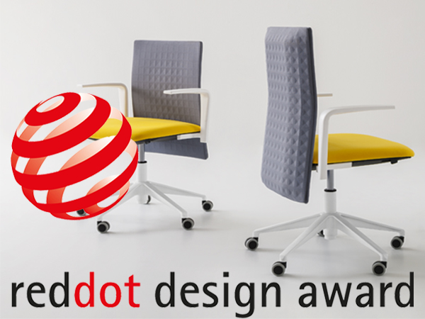Red Dot Design Award | Elodie | 2017