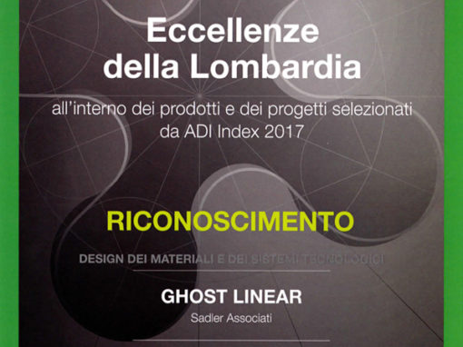 Excellency of Lombard Design | 2018