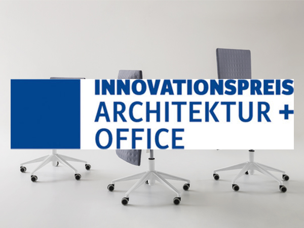 Innovationspreis Architektur + Office, Orgatec | Elodie | 2017
