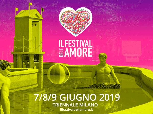 Festival dell'amore @ Triennale | 2019