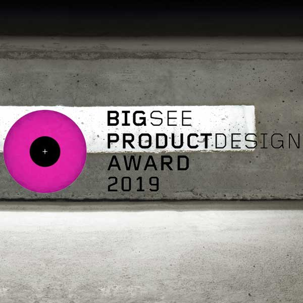 BIG SEE Product Design Award 2019