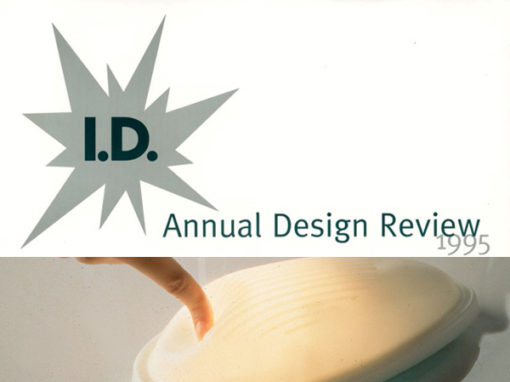 I.D. Annual Design Review to Drop | 1995