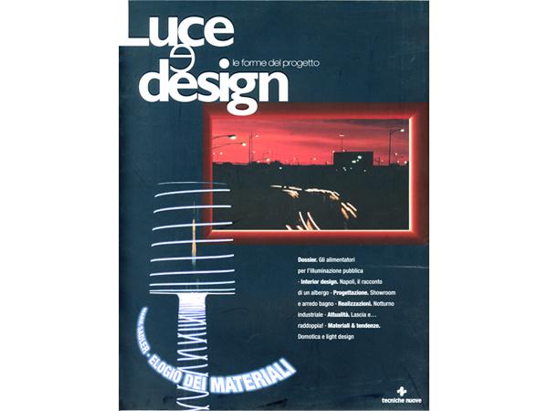 Luce e design | Elogio dei materiali
