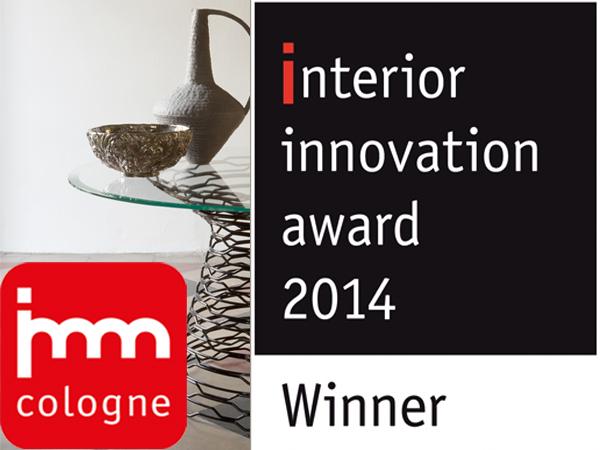 Interior Innovation Award to Tron | 2014