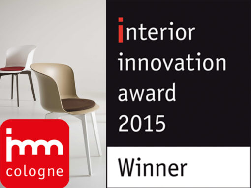 Interior Innovation Award a Epica | 2015