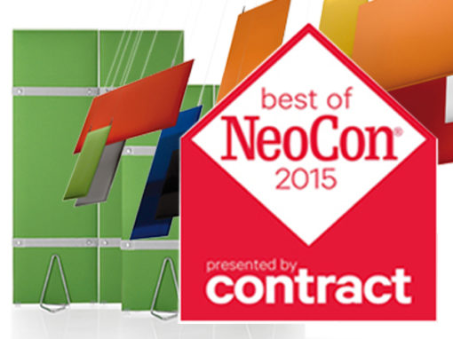 Best of Neocon Award a Baffle e Pli | 2015