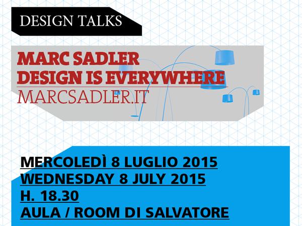 Scuola Politecnica di Design | lecture 2015