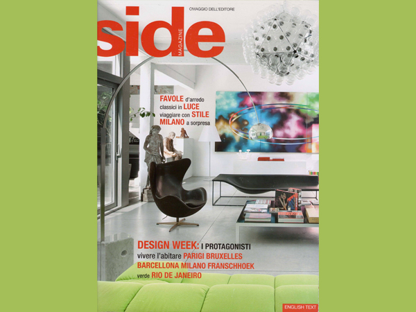 Side magazine | Marc Sadler