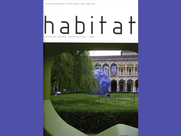 Habitat | Interview with Marc Sadler