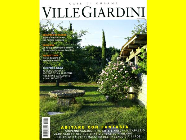 VilleGiardini | Stile Marc Sadler