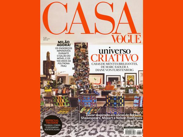 Casa Vogue | Milão loft de família