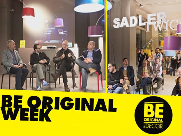 Be Original Week