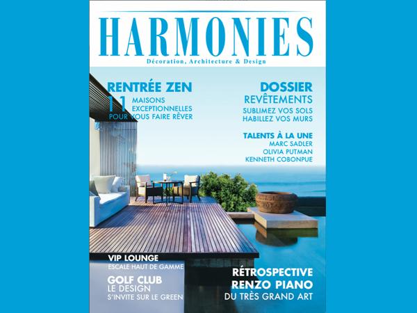 Harmonies | Marc Sadler Citoyen du monde