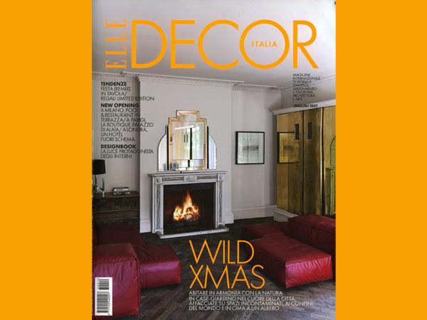 Elle Decor Italia | Storie di design. La parola agli originali.