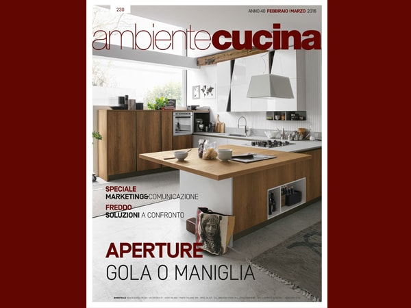 Ambientecucina | With or without?