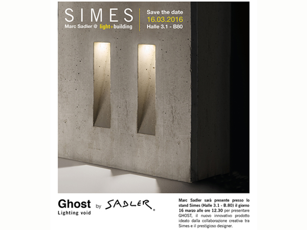 Light + Building 2016 con Simes