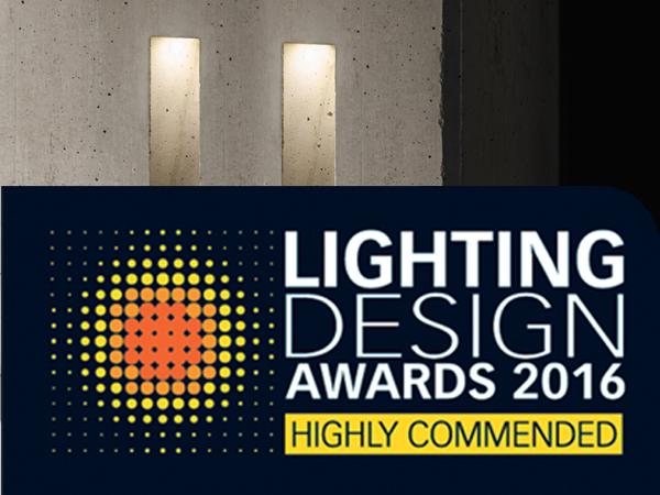 Lighting Design Award |Highly Commended a Ghost | 2016