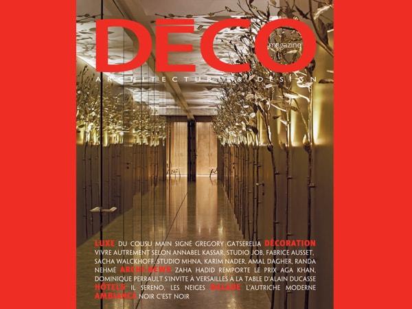 Déco Magazine | Marc Sadler