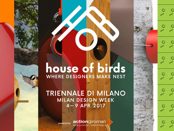 House Of Birds | Triennale Design Week 2017