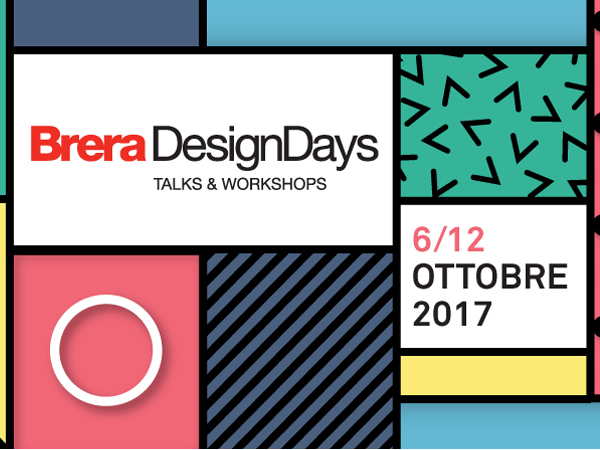 Brera Design Days | 2017