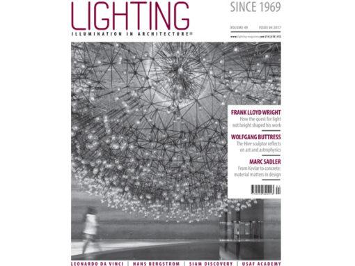 Lighting Magazine   2017