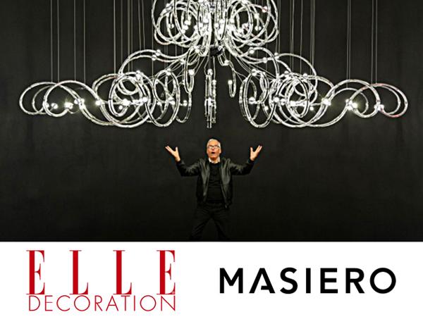 Marc Sadler a Mosca con Masiero | 2017