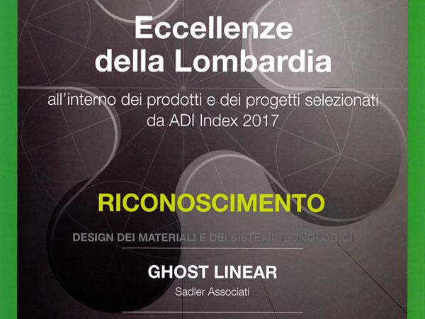 Eccellenze del Design Lombardo | 2018