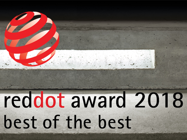 Red Dot Best of the best | Ghost Linear | 2018