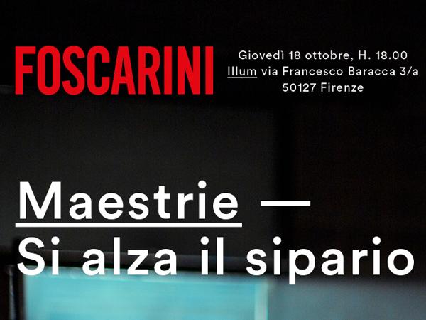 Maestrie @ ILLUM – Firenze