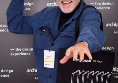 Marc Sadler @ Archiproducts Design Awards 2018
