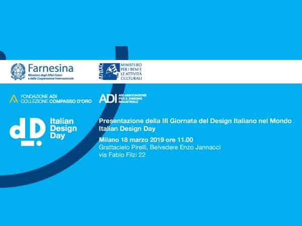 Italian Design Day 2019