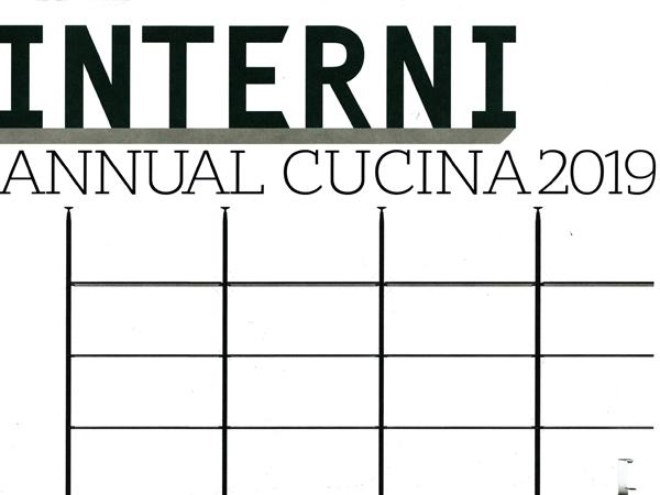 Interni Annual Cucina 2019