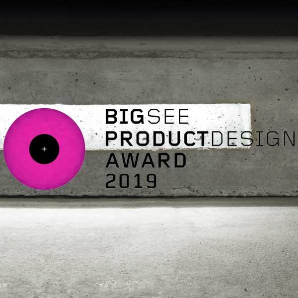 BIG SEE Product Design Award 2019