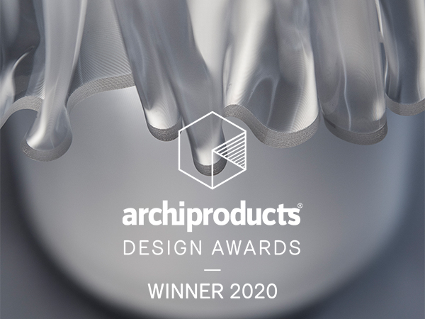 Archiproducts Design Awards | Accordéon | 2020